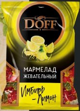 дофф имбирь лимон