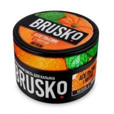 BRUSKO Апельсин с мятой Medium 50 г