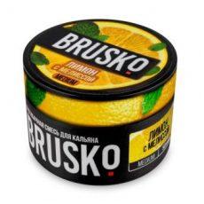 BRUSKO Лимон с мелиссой Medium 50 г