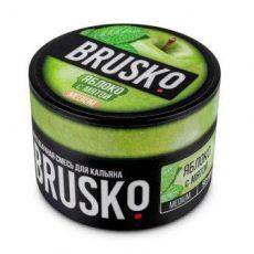 BRUSKO Яблоко с мятой Medium 50 г